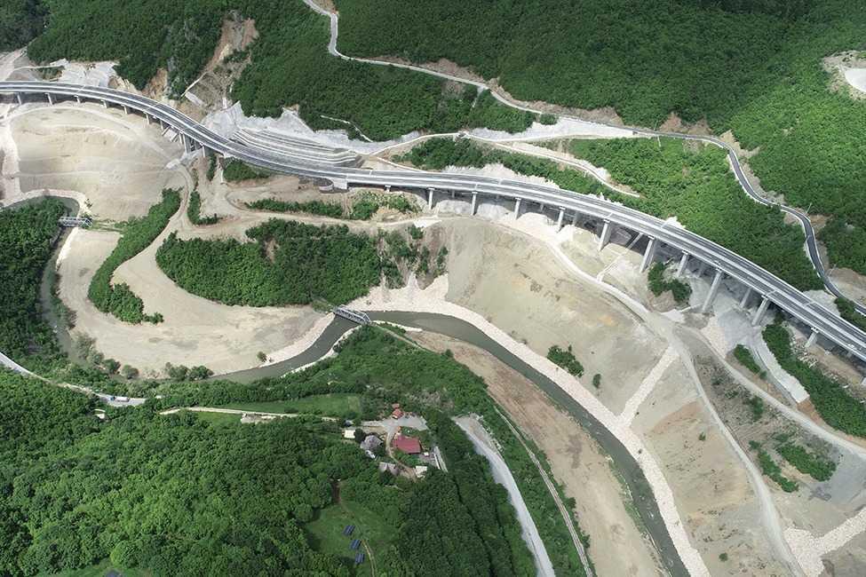 Kosovo Motorway Projekt 1