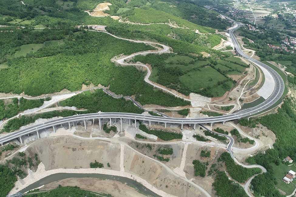 Kosovo Motorway Projekt 2