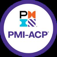 PMI PMI-ACP logo
