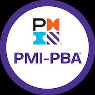 PMI PMI-PBA logo