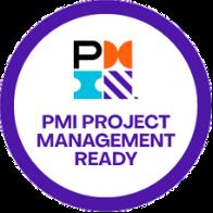 PMI PMI Project Management Ready logo