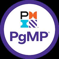 PMI PgMP logo